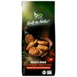 Biozentrale Bio Bratlinge Tomate-Kräuter 300g