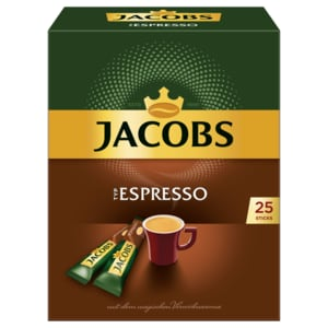 Jacobs Espresso-Sticks 45g