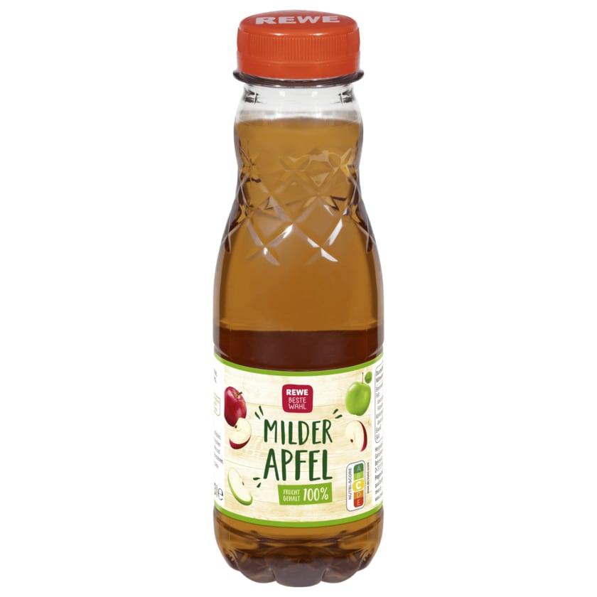 REWE Beste Wahl Milder Genuss Apfelsaft 0,33l