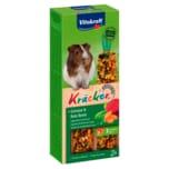 Vitakraft Kräcker + Gemüse & Rote Beete Meerschweinchen 2 Stück