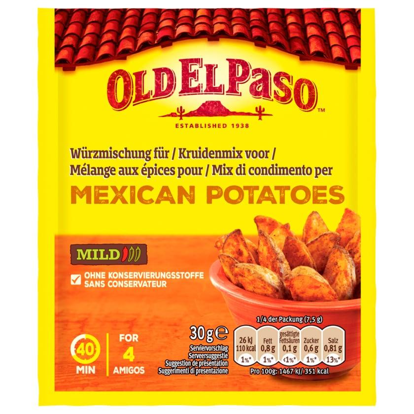Old El Paso Würzmischung für Mexican Potatoes 30g