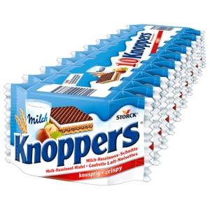 Knoppers 10x25g