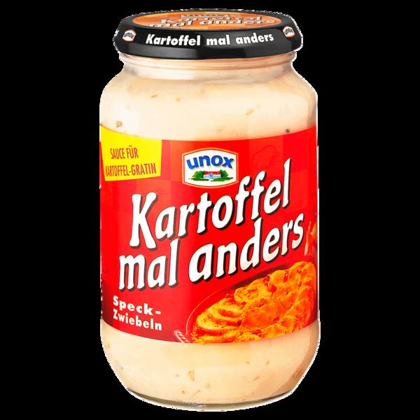 Unox Kartoffel mal anders Speck-Zwiebel 400ml
