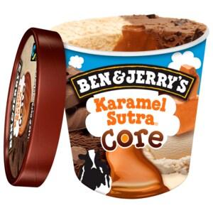 Ben & Jerry's Karamel Sutra Eis 500ml
