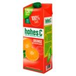 Hohes C Orange mit Fruchtfleisch 1,5l