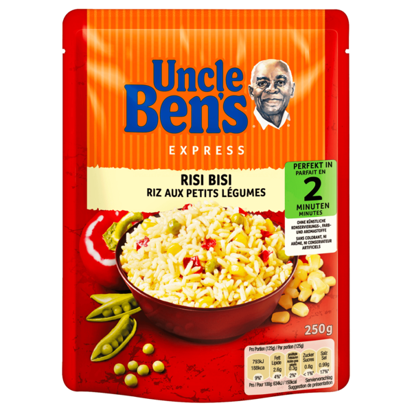 Uncle Ben's Express Risi Bisi 250g