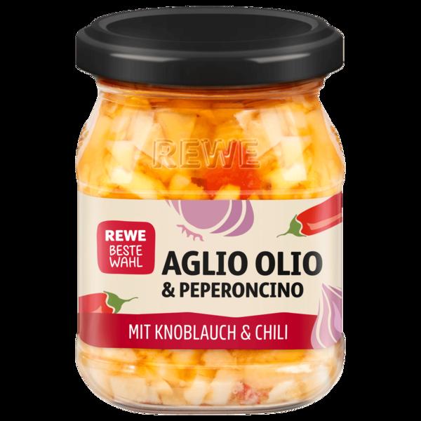 REWE Beste Wahl Aglio Olio & Peperoncino 100g
