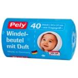 Pely Windelbeutel mit Duft 40 Stück