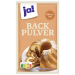 ja! Backpulver 10x15g
