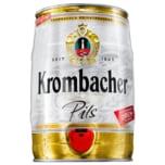 Krombacher Pils Fass 5l