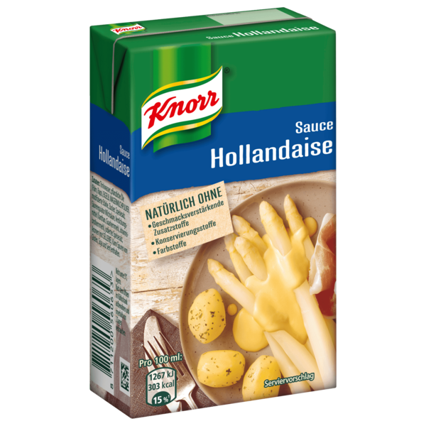 Knorr Sauce Hollandaise 250ml
