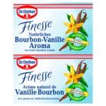 Dr. Oetker Finesse Bourbon-Vanille-Aroma 2 Stück