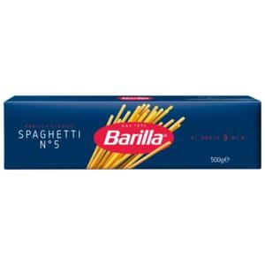 Barilla Pasta Nudeln Spaghetti n.5 500g