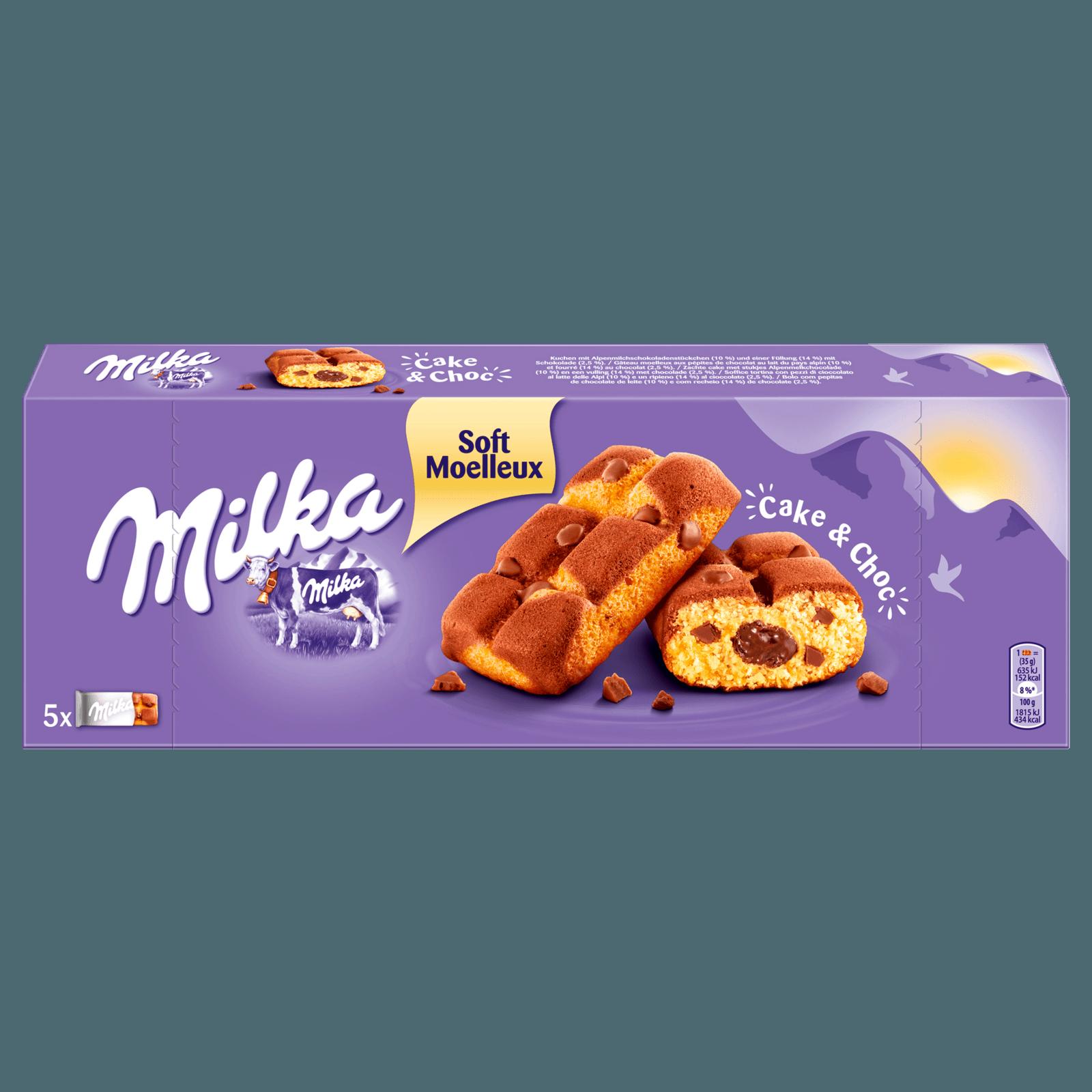 Milka Kuchlein Cake Choc 175g Bei Rewe Online Bestellen
