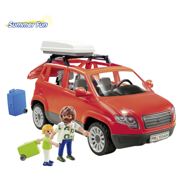 Playmobil Summer Fun Familienauto 5436 (4+ Jahre)*