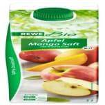 REWE Bio Apfel-Mango-Saft 1l