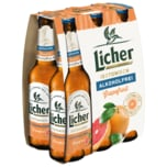 Licher Isotonisch Grapefruit alkoholfrei 6x0,33l