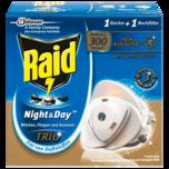 Raid Night & Day Trio Insektenstecker