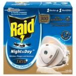 Raid Insektenstecker Night & Day Trio 1 Stück