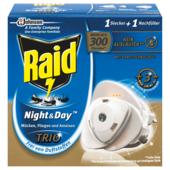 Raid Night & Day Trio Insektenstecker
