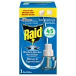 Raid Mücken-Stecker 45 Nächte Nachfüller 1 Stück