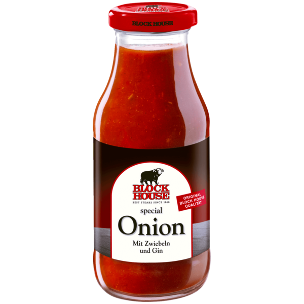 Block House Special Onion 240ml