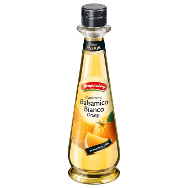 Hengstenberg Condimento Balsamico Bianco Orange 250ml