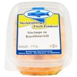 Mecklenburger Fisch-Feinkost Shrimps in Knoblauchöl 150g