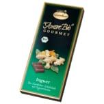 Liebhart's Gesundkost Bio-Zartbitter-Schokolade mit Ingwer 100g