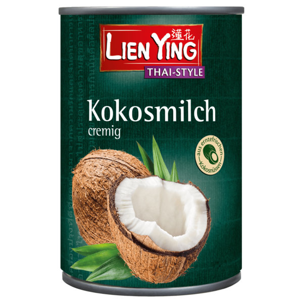 Lien Ying Kokosmilch cremig 400ml