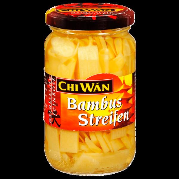 Chi Wán Bambus-Streifen 370ml
