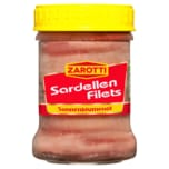 Zarotti Sardellen Filets in Sonnenblumenöl 33g