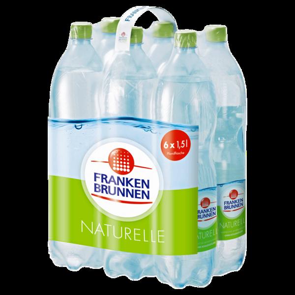 Frankenbrunnen Mineralwasser Naturell 6x1,5l