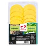 Herzgut Trüffelkäse und Butterkäse Natur 125g