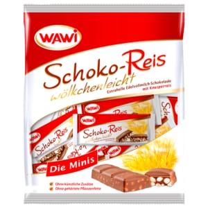 Wawi Schoko-Reis Minis 200g