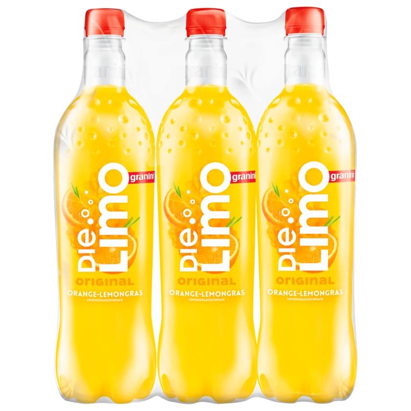 Granini Die Limo Orange & Lemongras 6x1l