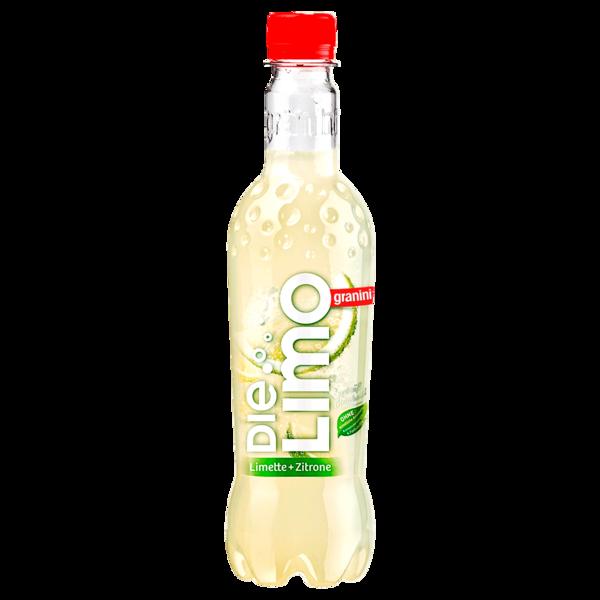 Granini Die Limo Limette-Zitrone 0,5l