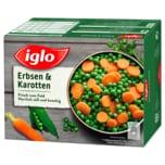 Iglo Erbsen & Karotten 540g