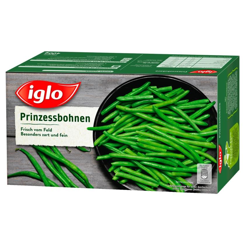 Iglo Prinzessbohnen Frisch vom Feld 400g