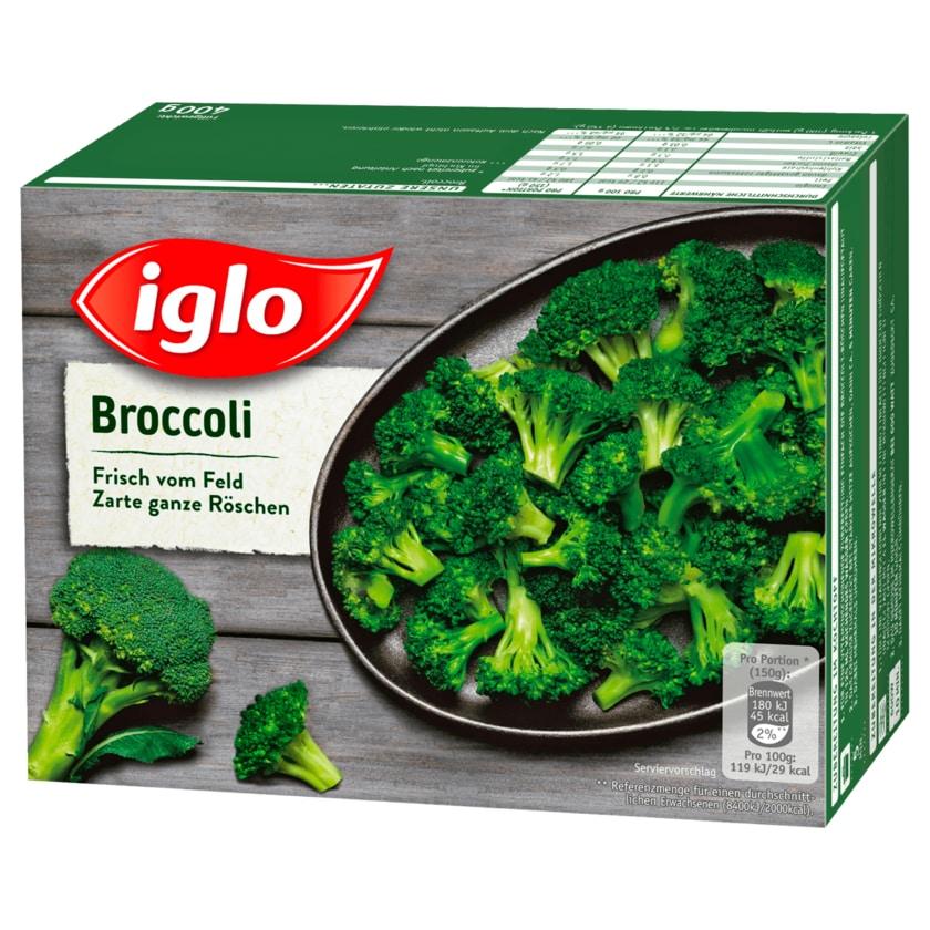 Iglo Broccoli-Röschen Frisch vom Feld 400g