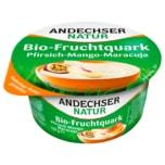 Andechser Natur Bio-Fruchtquark Pfirsich-Mango-Maracuja 20% 150g