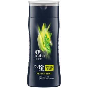 Today men Duschgel Energy Kick 300ml