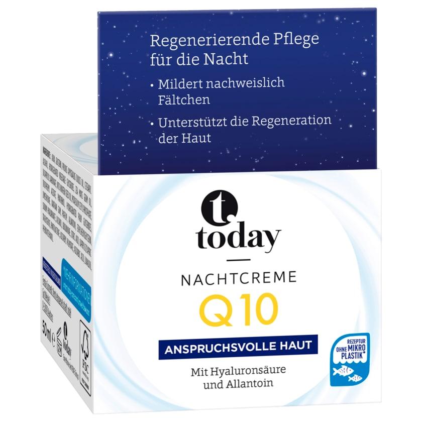 Today Nachtcreme Q10 50ml