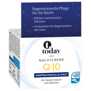 Today Nachtcreme Q10 50ml