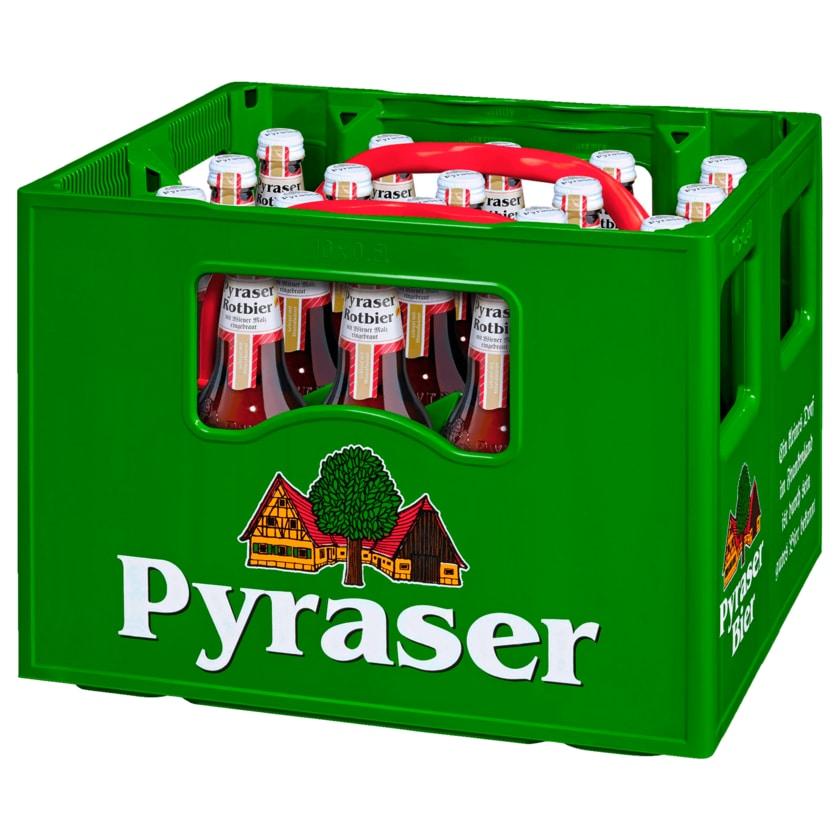 Pyraser Rotbier 20x0,5l