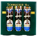 Schmucker Hefeweizen alkoholfrei 10x0,5l