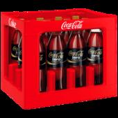 Coca-Cola Zero koffeinfrei 12x1l