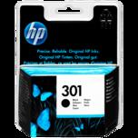 HP Tintenpatrone 301 schwarz