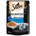 Sheba Delikatesse in Gelee mit Thunfisch 85g