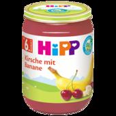 Hipp Kirsche mit Banane 190g